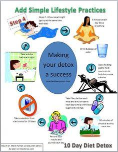 daniel plan 10 day detox guide