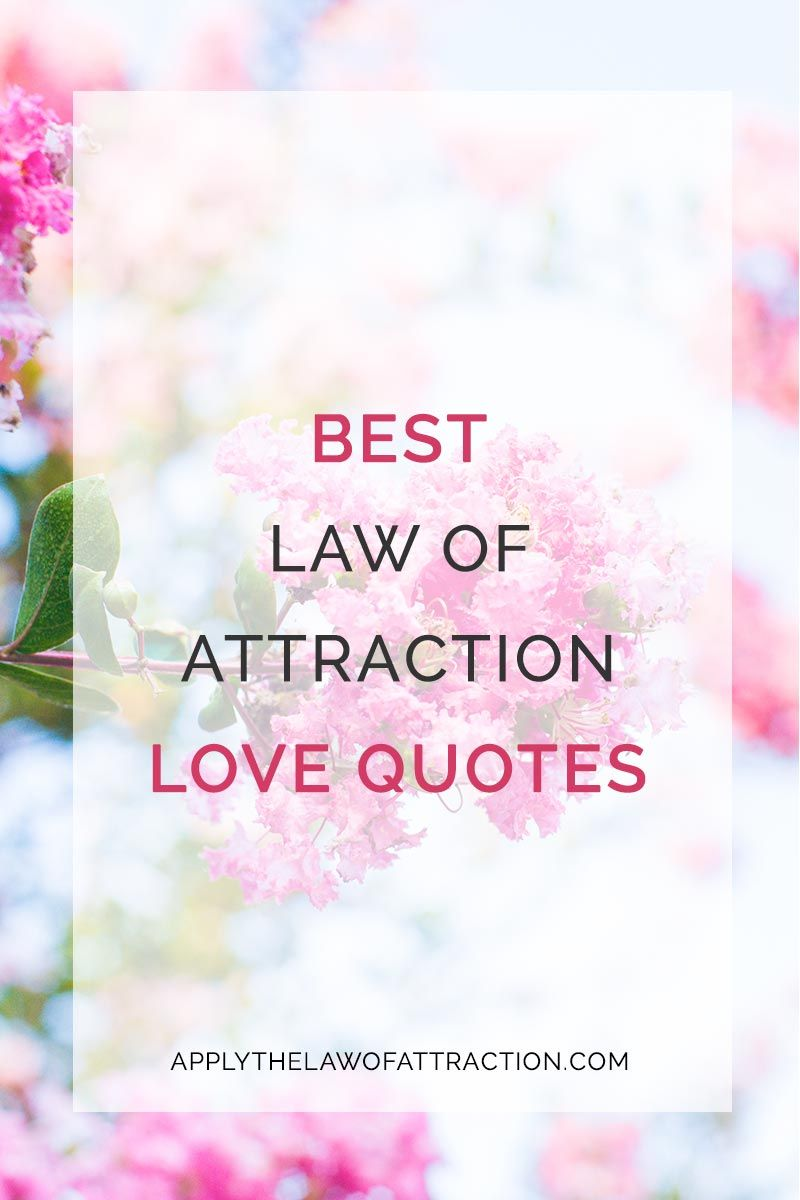 guided meditation law of attraction love