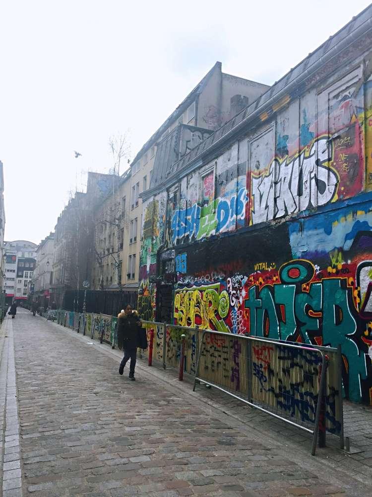 london street art walking tour self guided
