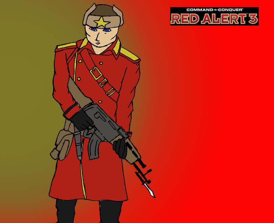 red alert 3 unit guide