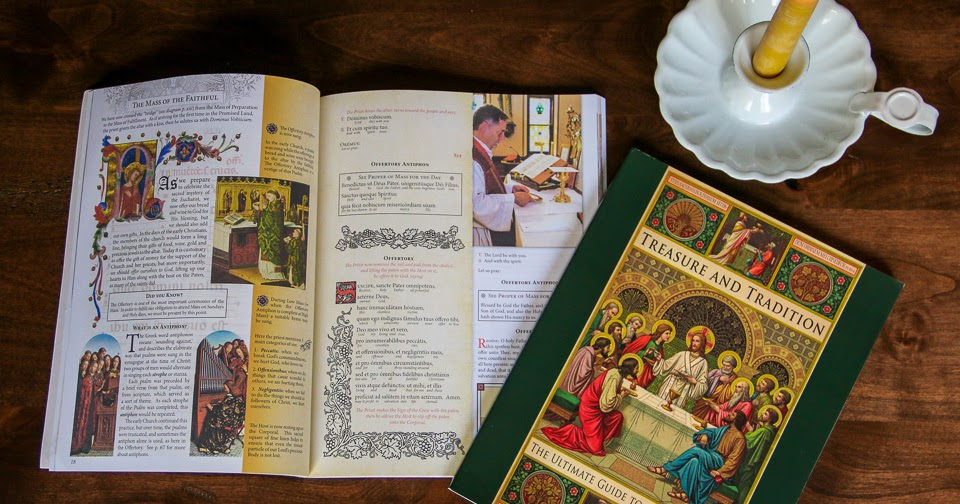 treasure and tradition the ultimate guide to the latin mass
