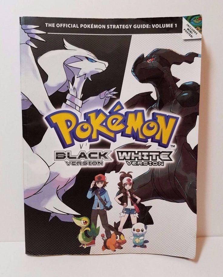 pokemon black and white 2 guide book pdf