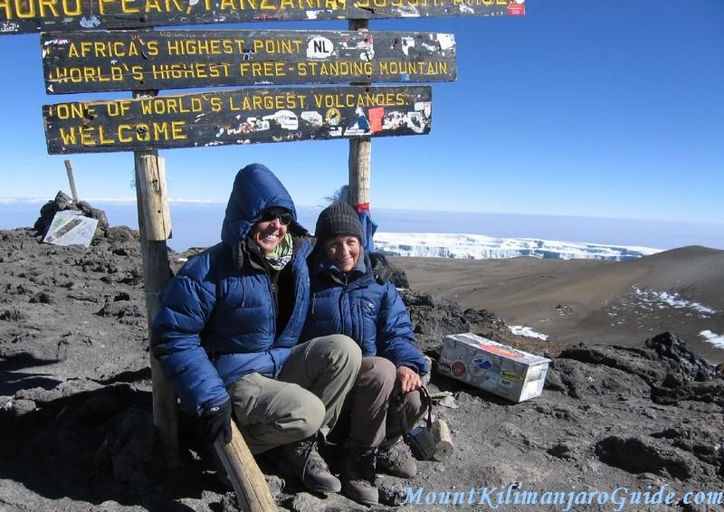 mount kilimanjaro trekkers guide to the summit