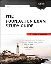 itil foundation exam study guide ebook