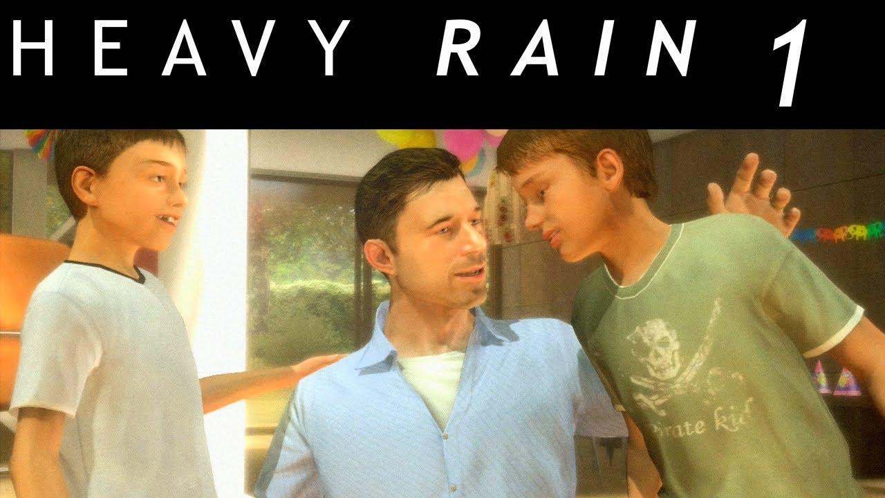 heavy rain all endings trophy guide