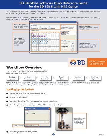 bd lsr ii user guide