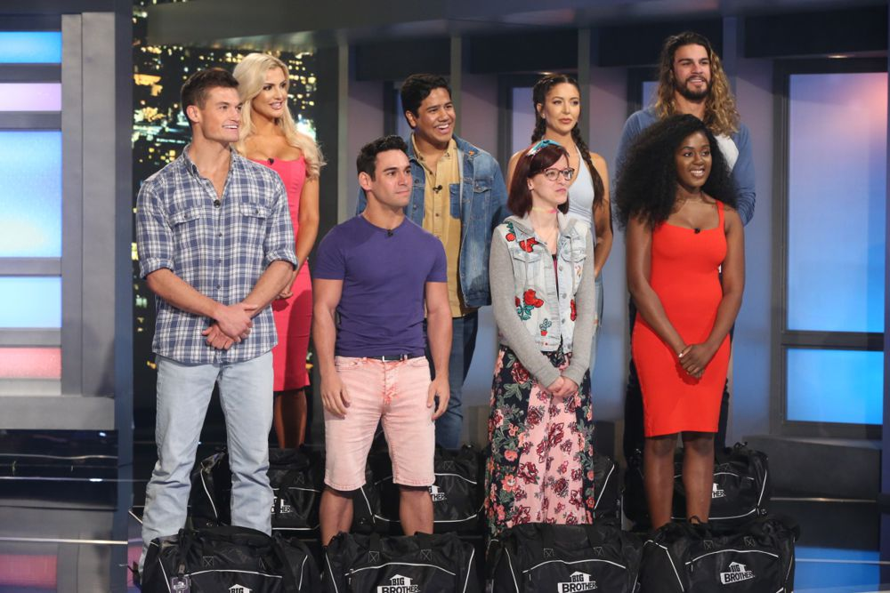 big brother canada episode guide