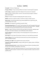 ap human geography unit 1 study guide answers