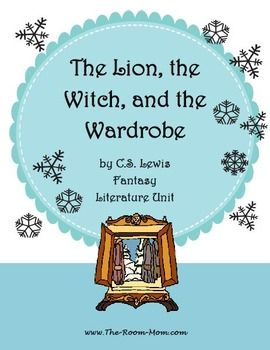 the lion the witch and the wardrobe study guide