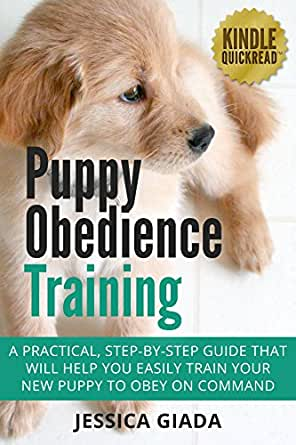 step by step puppy training guide