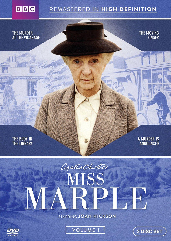 miss marple joan hickson episode guide