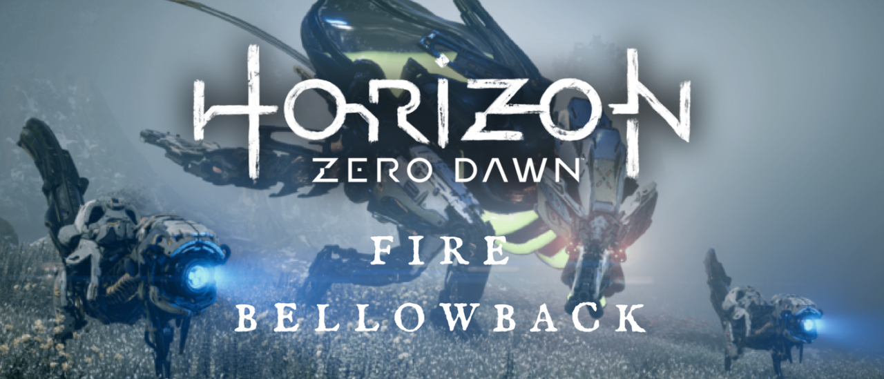 horizon zero dawn equipment guide