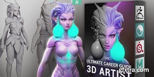 cubebrush ultimate career guide 3d artist