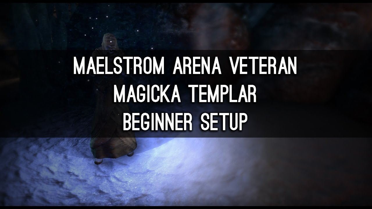 eso vet maelstrom arena guide