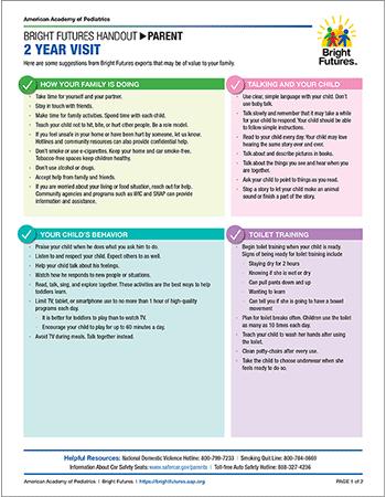 bright futures pocket guide 4th edition pdf