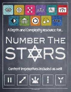 number the stars study guide answers