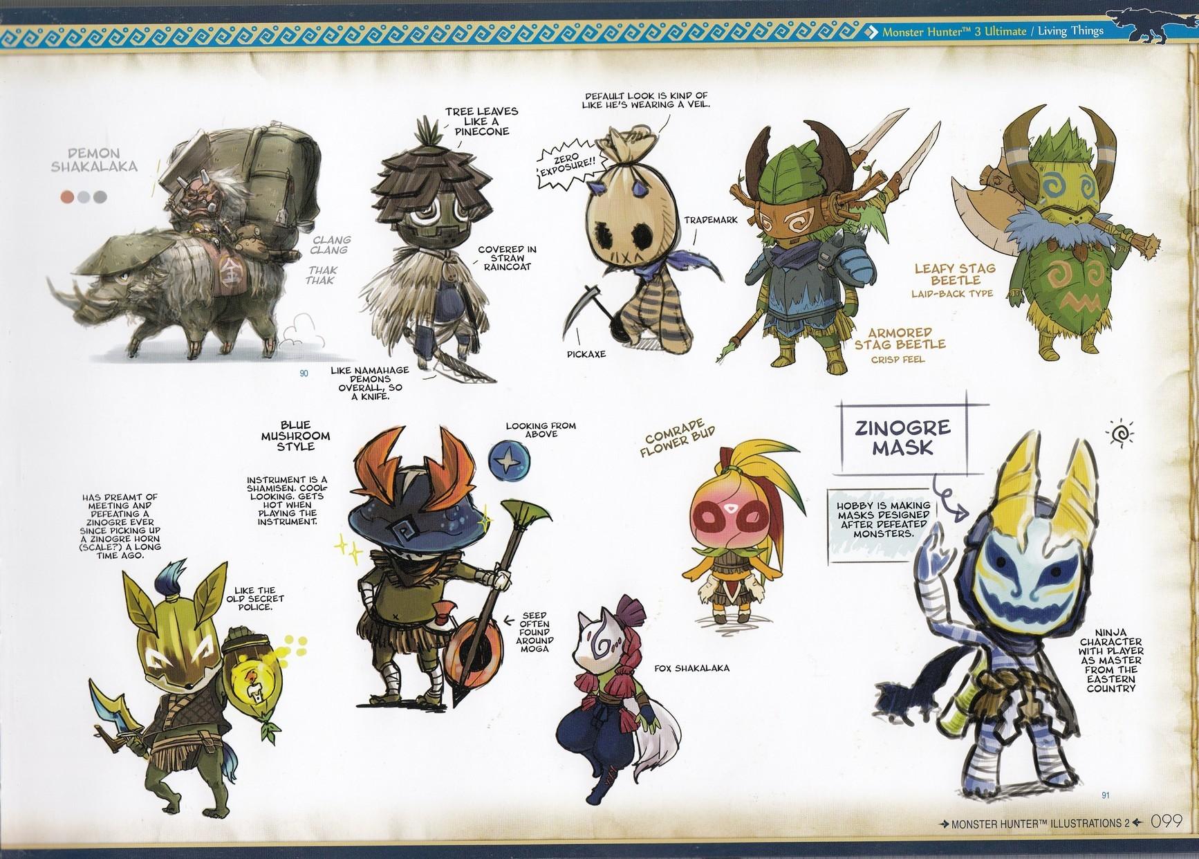 monster hunter freedom unite official guide book