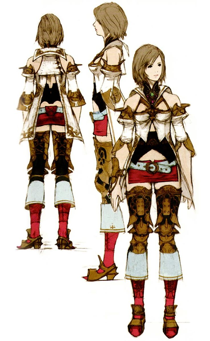final fantasy 12 character guide