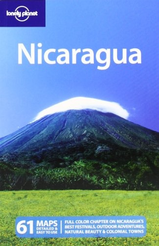 lonely planet central america on a shoestring travel guide