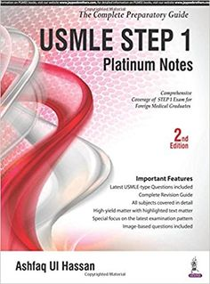 usmle step 1 study guide pdf