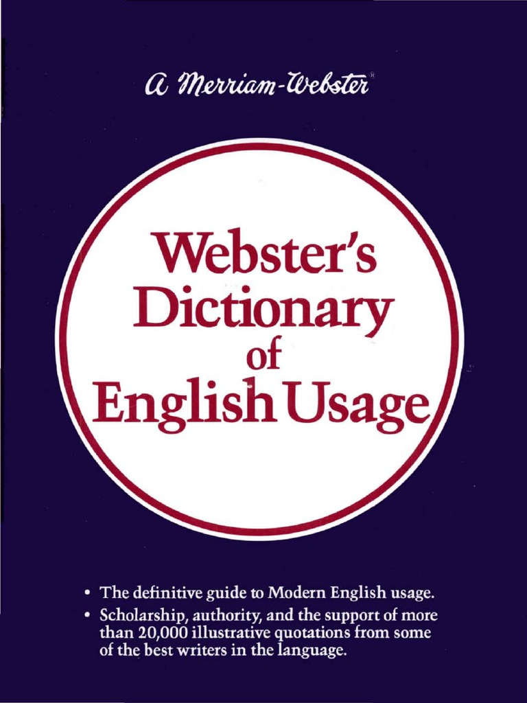 webster online dictionary with guide words