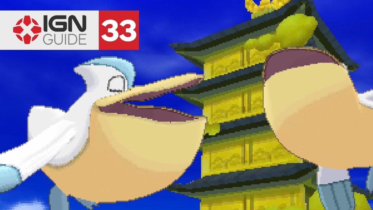 pokemon ultra sun and moon guide