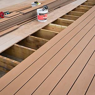 trex composite decking installation guide