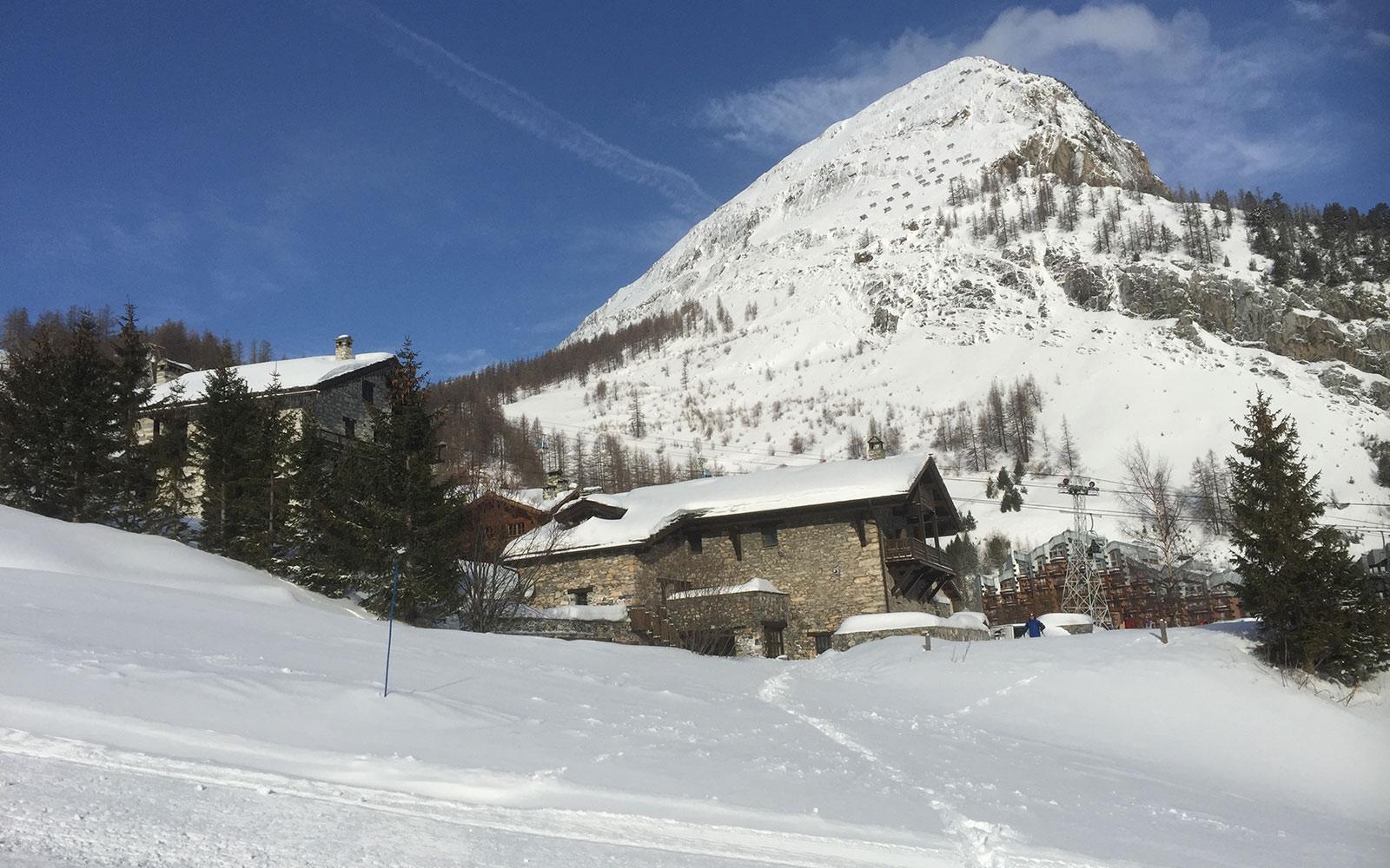 val d isere ski guide