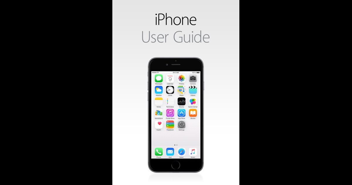 iphone 6 user guide ios 11