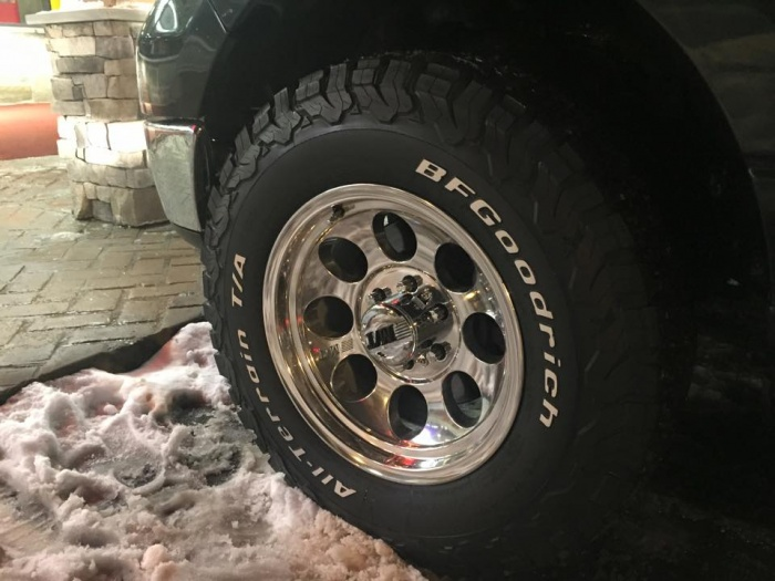 tire and wheel fitment guide f150