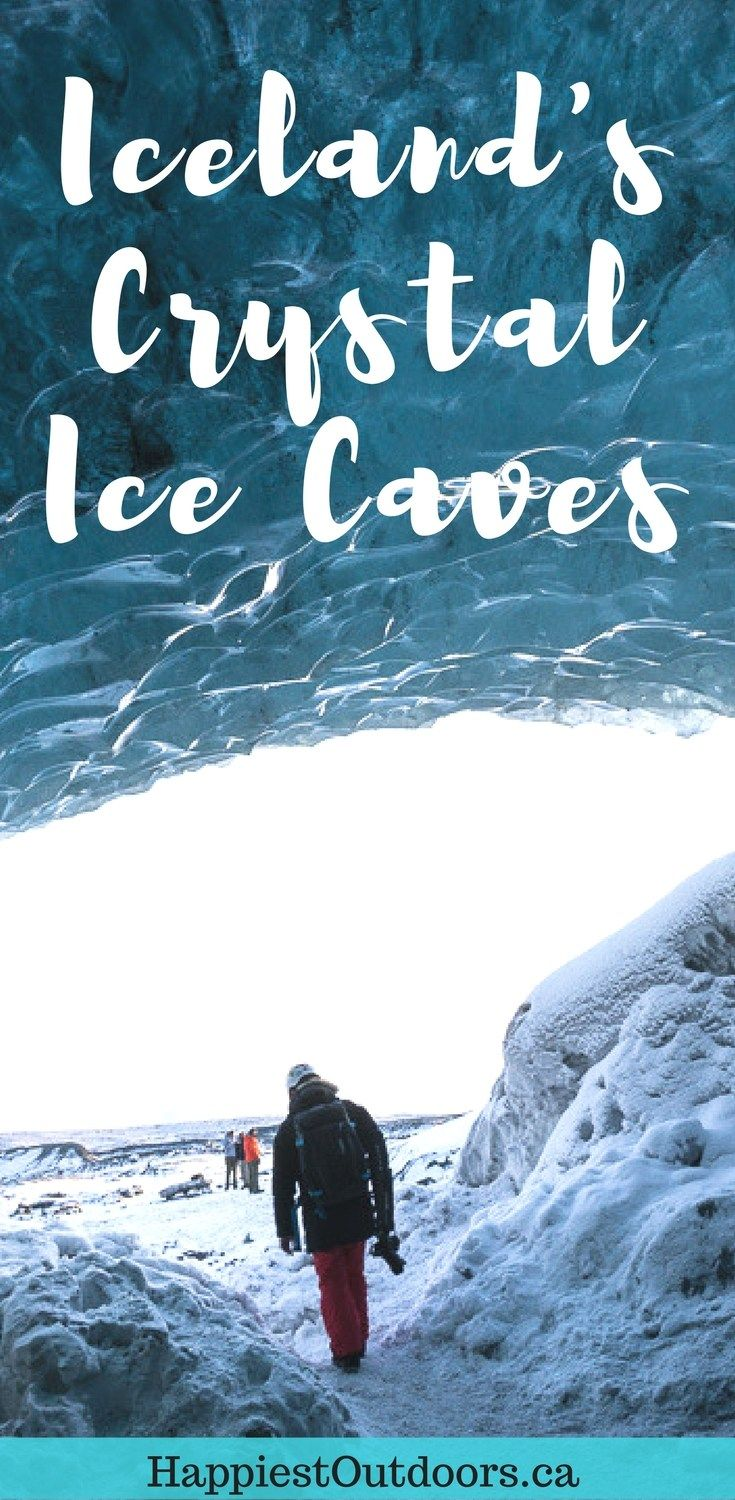 guide to iceland ice cave