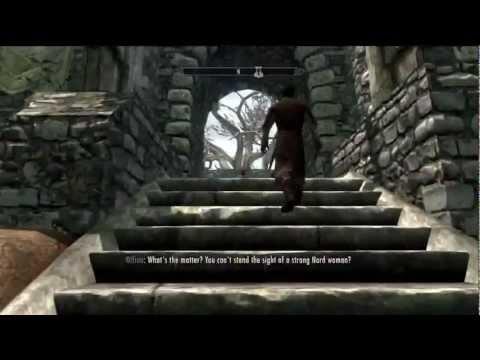 skyrim vampire lord feeding guide