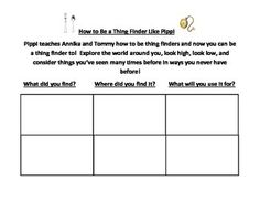 pippi longstocking guided reading questions
