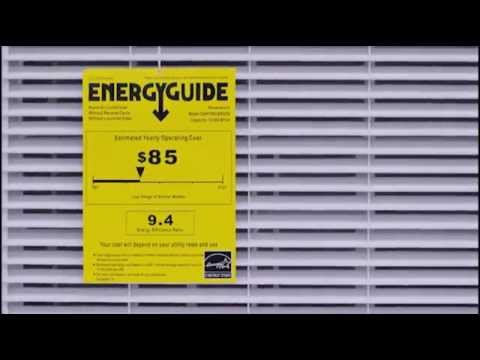 energy guide label air conditioner