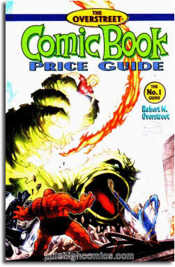 overstreet comic book price guide 47