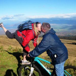 bike down haleakala self guided