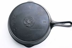 antique cast iron cookware identification guide
