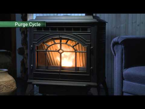 harman pellet stove flame guide