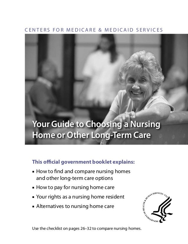 a guide to the long term care homes act