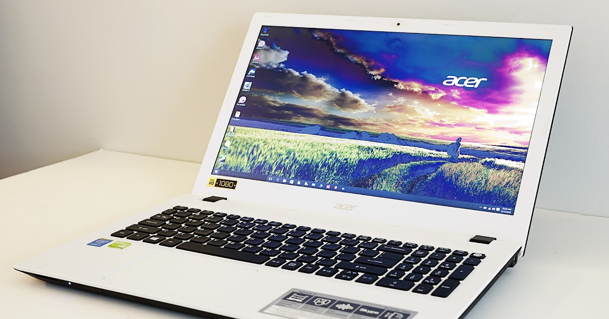 acer aspire es 15 user guide