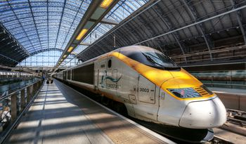 self guided train tours europe
