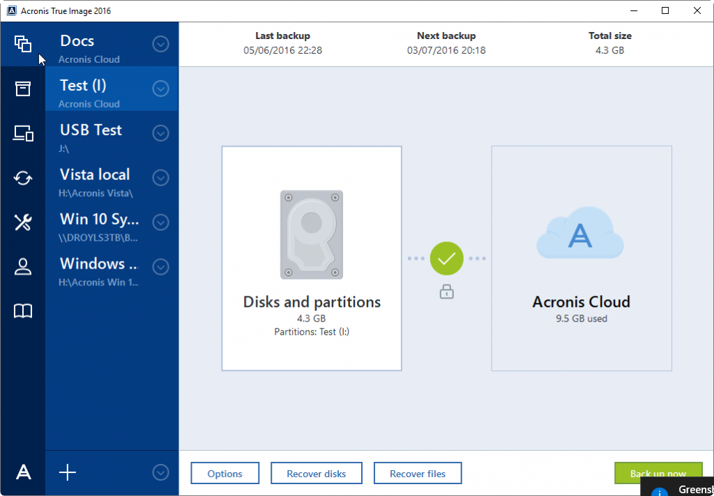 acronis true image 2016 user guide