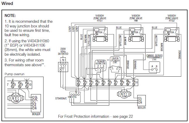 honeywell redlink wireless system installation guide