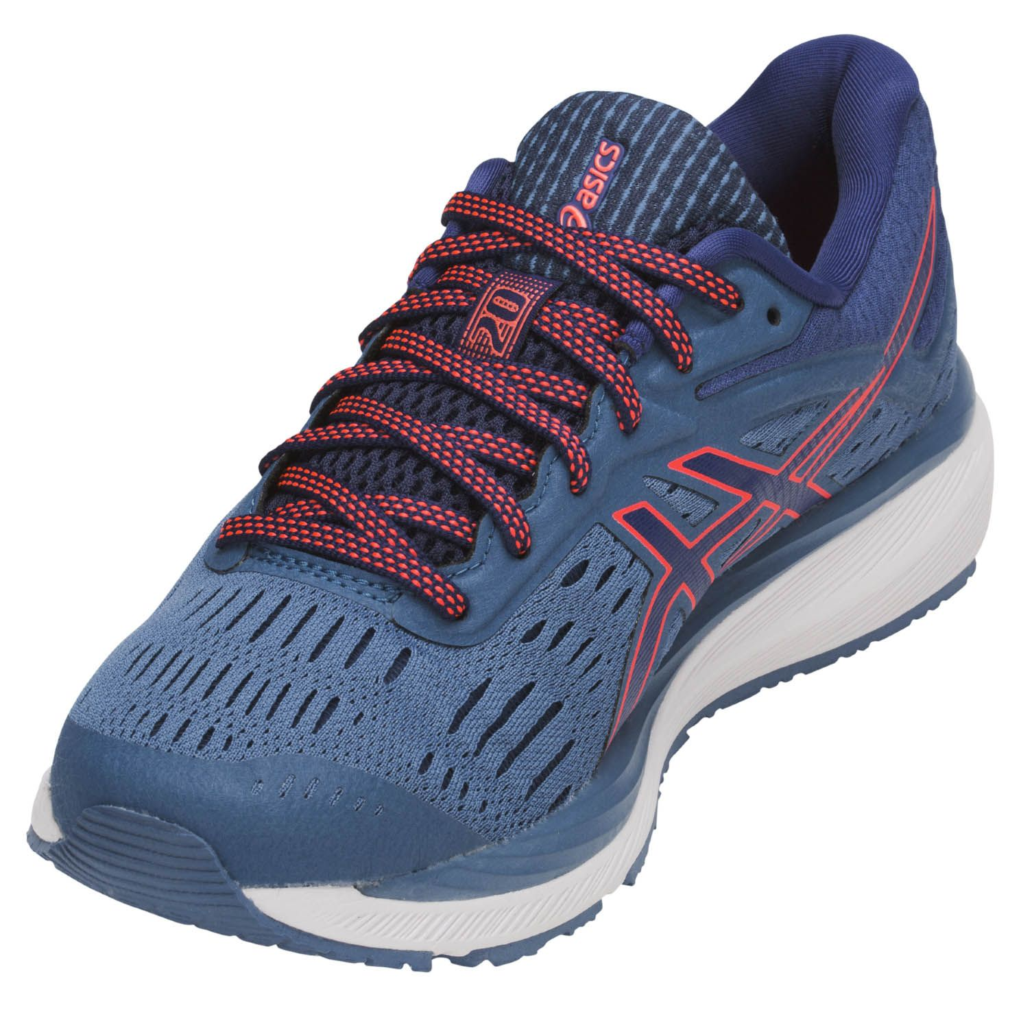 asics running shoes size guide