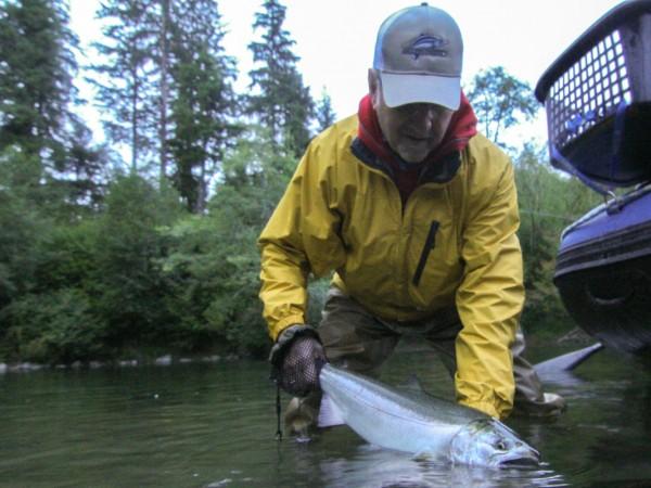 fly fishing guides washington state