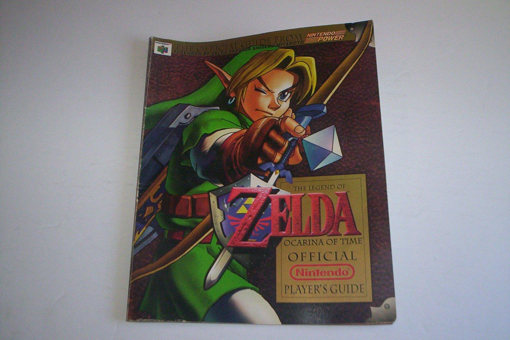 zelda ocarina of time n64 guide