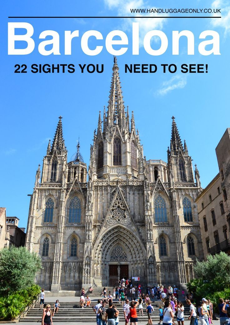 best barcelona travel guide book