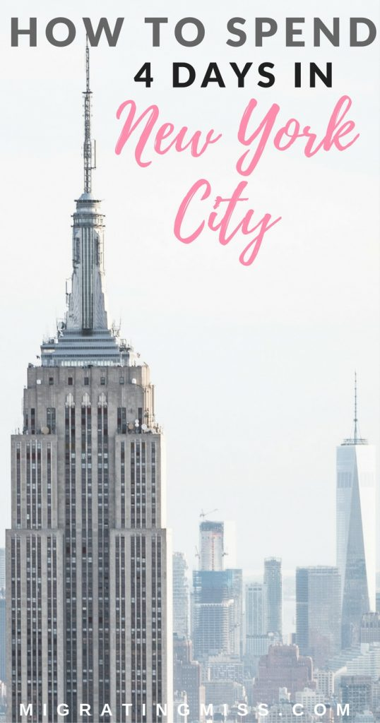 best new york guide book 2017