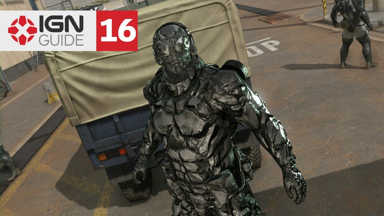 metal gear solid 5 official guide