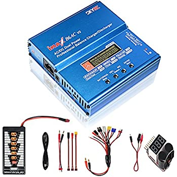 rc nimh battery charging guide